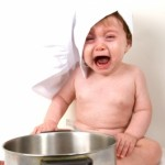8 Truques para o bebé comer a sopa