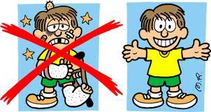 evitar acidentes crianças