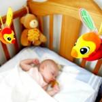 Bebés: Se não dormem de dia é do ambiente, se não dormem de noite é genético