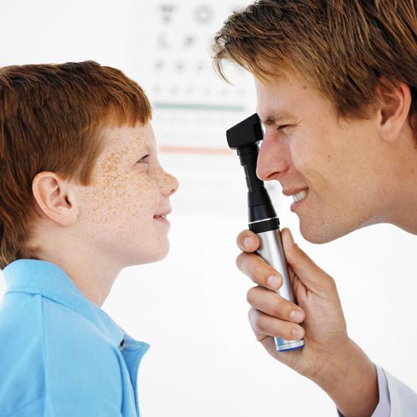 primeira consulta oftalmologia
