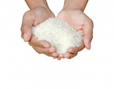 Água de arroz – Para a diarreia
